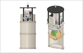 ADR Cryostats